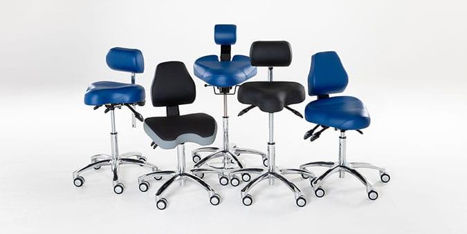 Tandartsstoel - Werkstoel tandarts