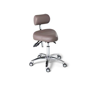 Ergonomische werkstoel - CorrectSit Bruin