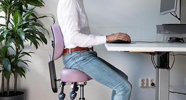 Ergonomische bureaustoel - Office referentie